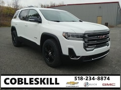 New 2021 GMC Acadia AT4 SUV 1GKKNLLS2MZ119571 for sale in Cobleskill, NY