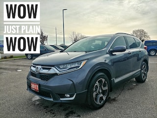 2017 Honda CR-V Touring  FREE Delivery SUV