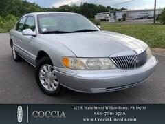 Used 1999 Lincoln Continental Base Sedan