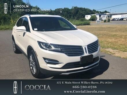 2017 Lincoln MKC Reserve SUV