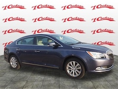 Used 2015 Buick LaCrosse Leather Sedan for sale near Pittsburgh, PA
