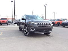 2019 Jeep New Cherokee Limited 4x4 SUV