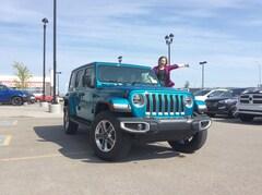 2019 Jeep Wrangler Unlimited Sahara 4x4 - RARE BIKINI PEARL!! SUV