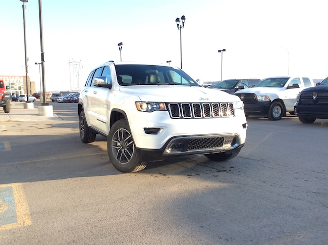 New 2019 Jeep Grand Cherokee Limited 4x4 - 20% OFF MSRP! SUV Calgary