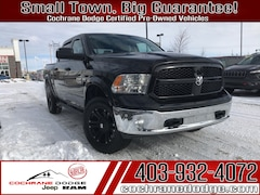 2017 Ram 1500 Outdoorsman-LOADED WITH AIR SUSPENSION! Truck Crew Cab