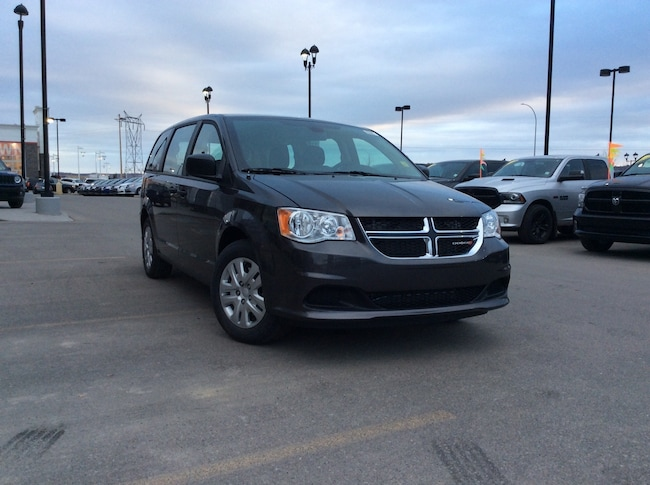 New 2019 Dodge Grand Caravan CVP with BLUETOOTH, REAR A/C AND HEAT Van Passenger Van Calgary
