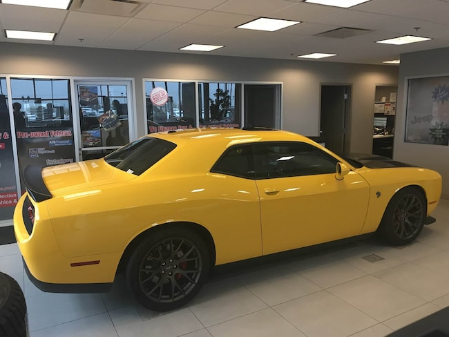 Used 2017 Dodge Challenger For Sale At Cochrane Dodge Jeep Ram Vin