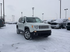 2017 Jeep Renegade Limited 4x4 w/NAV, Roof and leather SUV