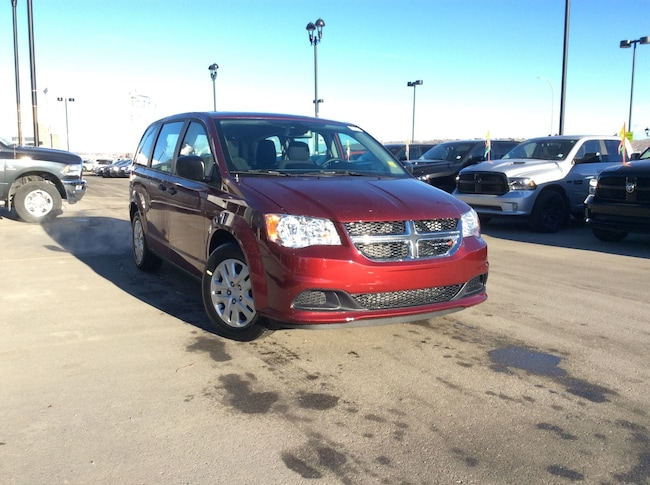 New 2019 Dodge Grand Caravan CVP with BLUETOOTH Van Passenger Van Calgary