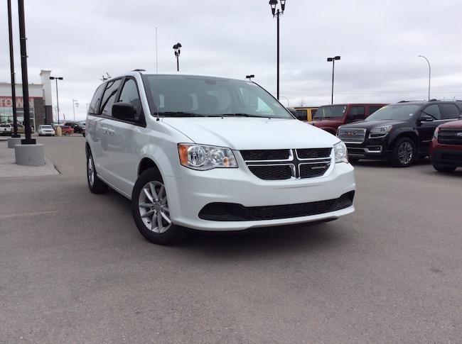 New 2019 Dodge Grand Caravan SXT Plus Van Passenger Van Calgary