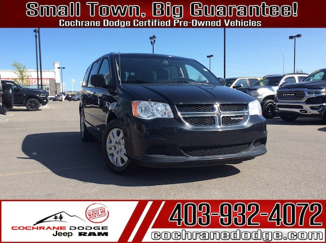 2013 Dodge Grand Caravan SE with Sto n Go! Minivan