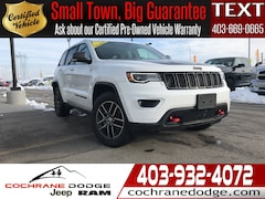 2017 Jeep Grand Cherokee Trailhawk WINTER EQUIPPED!! SUV