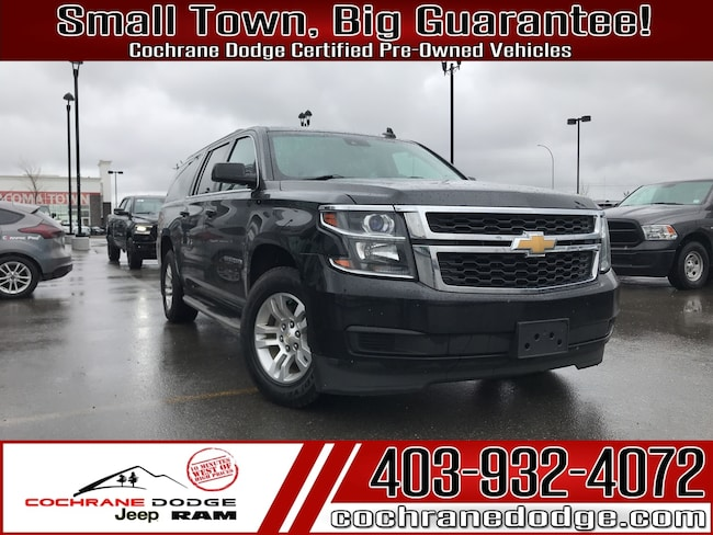 Used 2016 Chevrolet Suburban LT LOADED WITH DVD! SUV Calgary
