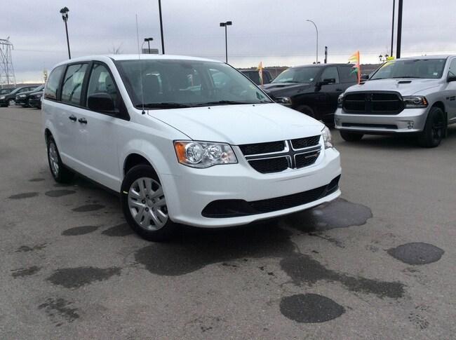 New 2019 Dodge Grand Caravan CVP Van Passenger Van Calgary