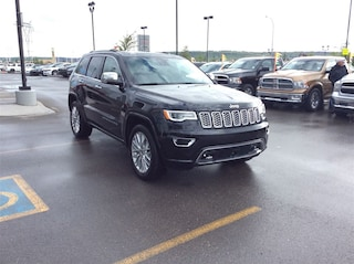 2018 Jeep Grand Cherokee Overland - OVER 20% OFF MSRP! SUV