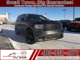 2018 Dodge Durango GT awd with SRT Package and DVD SUV