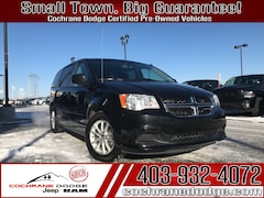 2017 Dodge Grand Caravan SXT With DVD and Sto n Go Minivan
