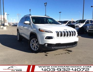 2018 Jeep Cherokee North *SUNROOF, HEATED SEATS, REM START!* SUV