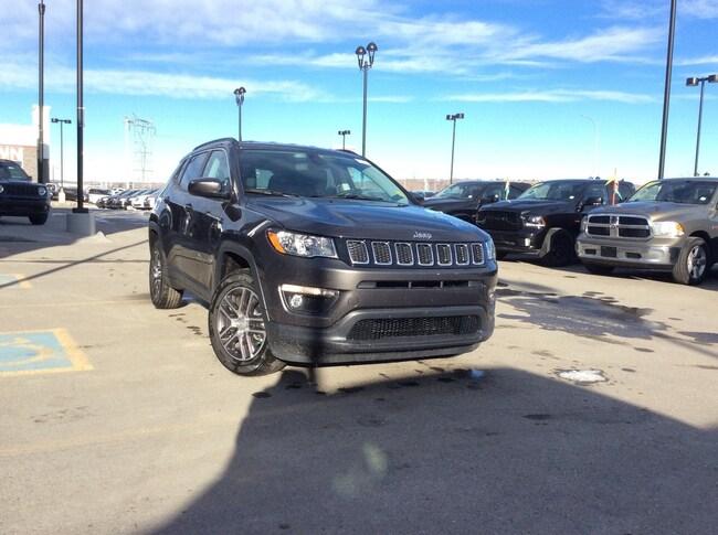 New 2019 Jeep Compass North 4x4 SUV Calgary
