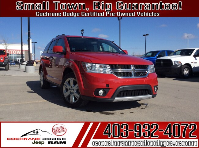 2013 Dodge Journey R/T FULL LOAD- DVD AND SUNROOF! SUV