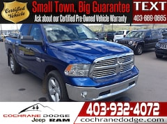 2017 Ram 1500 SLT *HEATED SEATS, REM START, BACK-UP CAM!* Truck Crew Cab