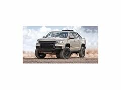 2021 Chevrolet Colorado 4WD Crew Cab 128 ZR2 Crew Cab Pickup