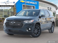 2021 Chevrolet Traverse AWD 4dr RS Sport Utility