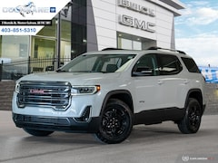 2021 GMC Acadia AWD 4dr AT4 Sport Utility