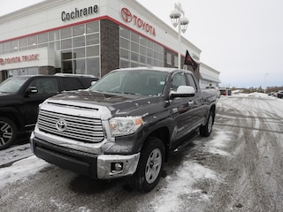 2017 Toyota Tundra LIMITED!! - ACCIDENT FREE!!! Truck Double Cab
