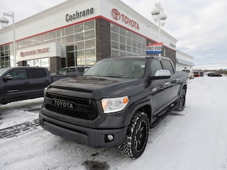 2015 Toyota Tundra Platinum 5.7L V8 Truck Crew Max
