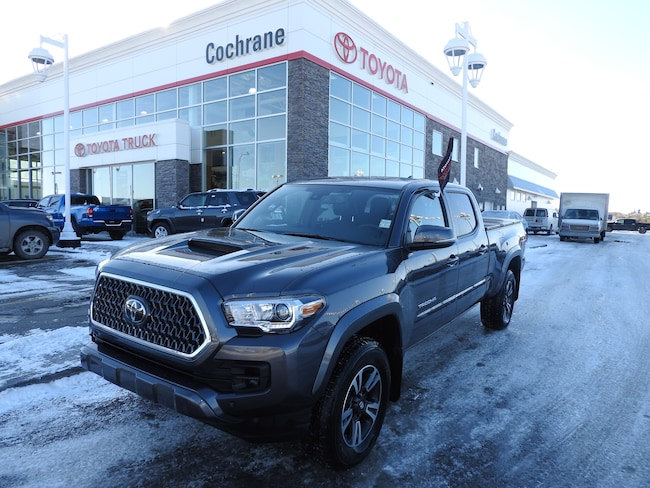 2018 Toyota Tacoma TRD SPORT!! - ACCIDENT FREE!! Truck Double Cab