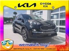 2022 Kia Sportage EX SUV