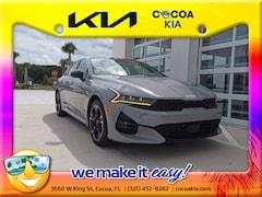 2022 Kia K5 GT-Line Sedan