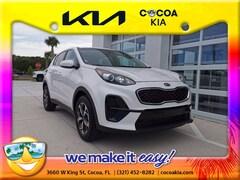2022 Kia Sportage LX SUV