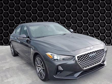 2020 Genesis G70 3.3T Standard RWD Sedan