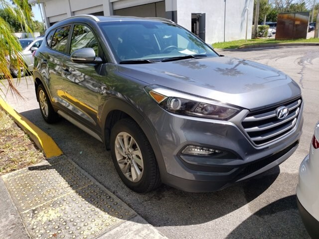 Used Hyundai Tucson Coconut Creek Fl