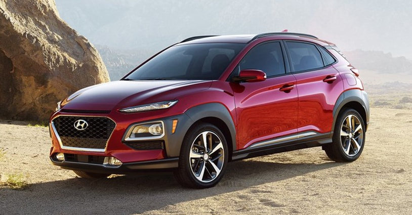 New 2021 Kona Coconut Creek Hyundai