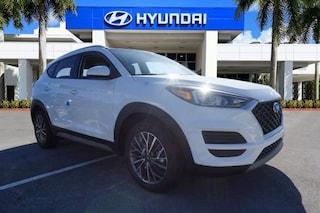 2020 Hyundai Tucson SEL SUV