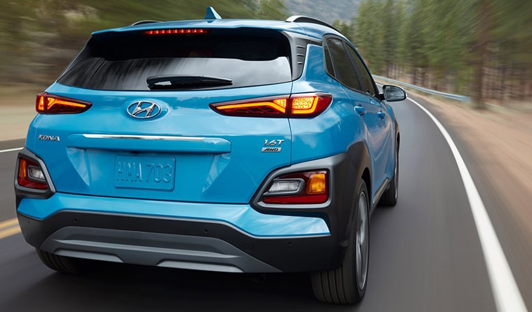 New 2021 Hyundai Kona Coconut Creek FL