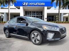 2021 Hyundai Ioniq Hybrid Limited Hatchback