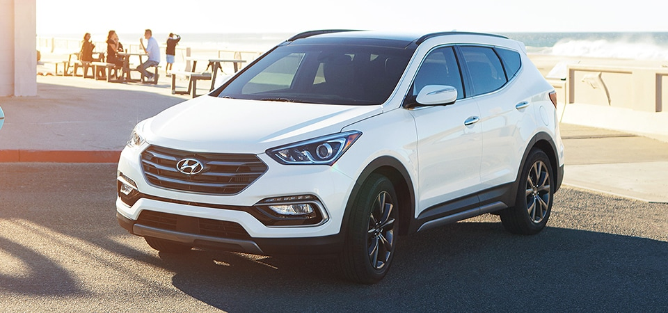 Amazing 2018 Hyundai Santa Fe Sport Coconut Creek FL