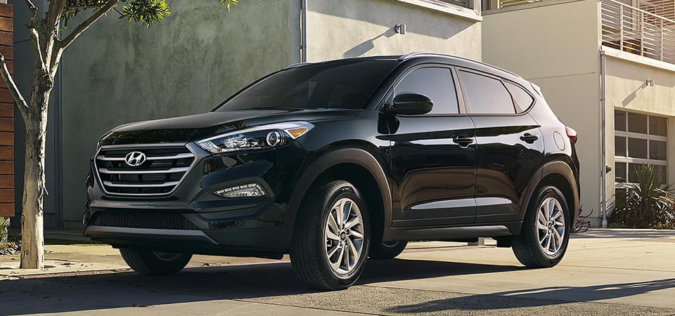 Captivating 2018 Hyundai Tucson Coconut Creek FL