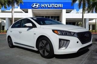 2020 Hyundai Ioniq Hybrid Limited Hatchback