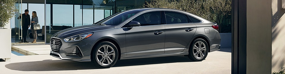New 2018 Sonata Coconut Creek Hyundai