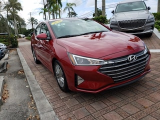 Used Hyundai Elantra Coconut Creek Fl
