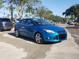 2014 Ford Focus Titanium Sedan