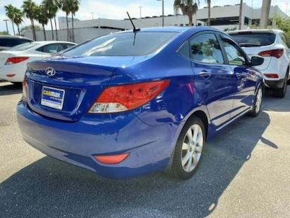 Used 2013 Hyundai Accent For Sale at Coconut Creek Lincoln