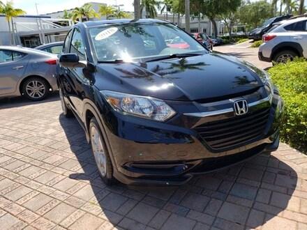 2018 Honda HR-V LX 2WD SUV
