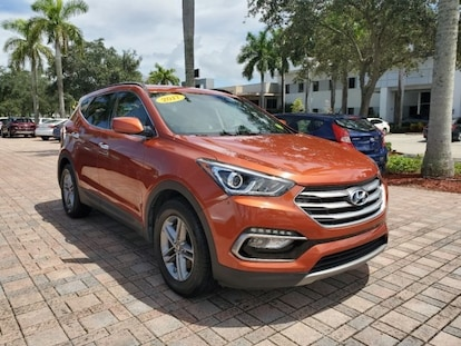 Used 2017 Hyundai Santa Fe Sport For Sale at Coconut Creek