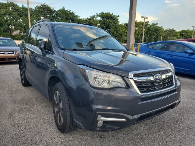 Used 2017 Subaru Forester For Sale at Coconut Creek Preowned